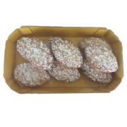 Ricciarelli Almond Pastries from Siena